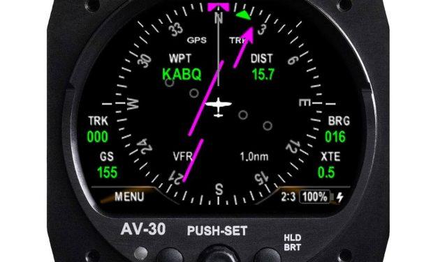 UAvionix AV-30-C Receives FAA Approval