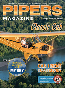 Pipers Magazine September 2020