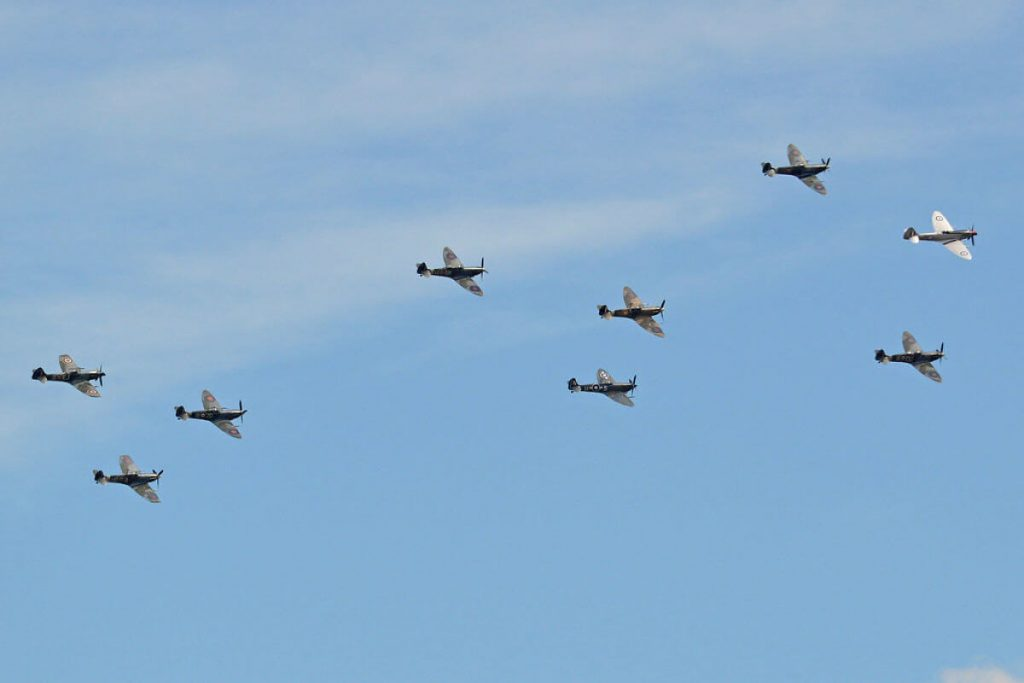 SpitfiresFormationAlanWilson