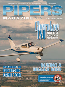 Pipers Magazine October 2020