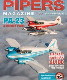 Pipers Magazine November 2020