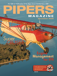 PIPERS Magazine December 2020