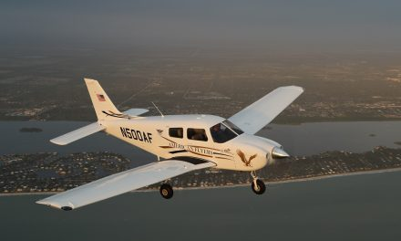 Piper Certifies, Delivers First Pilot 100i Trainer Aircraft