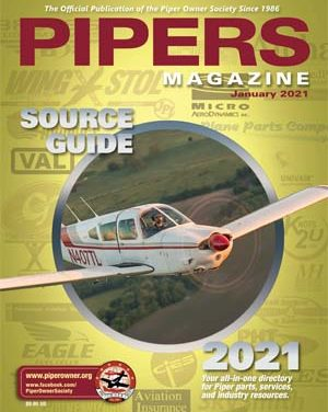 Pipers Magazine January 2021 Source Guide