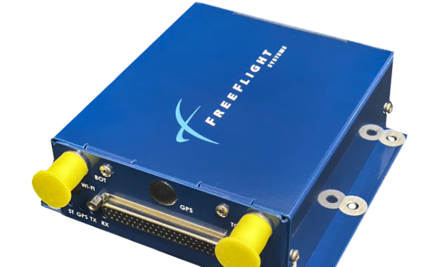 FreeFlight Systems Obtains AML-STC for Datalink ADS-B