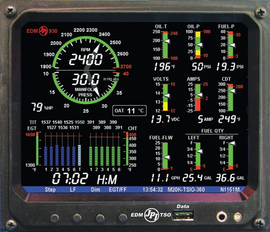 JPI EDM 930