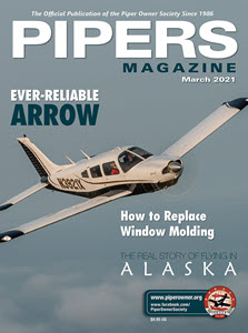 PIPERS Magazine March 2021