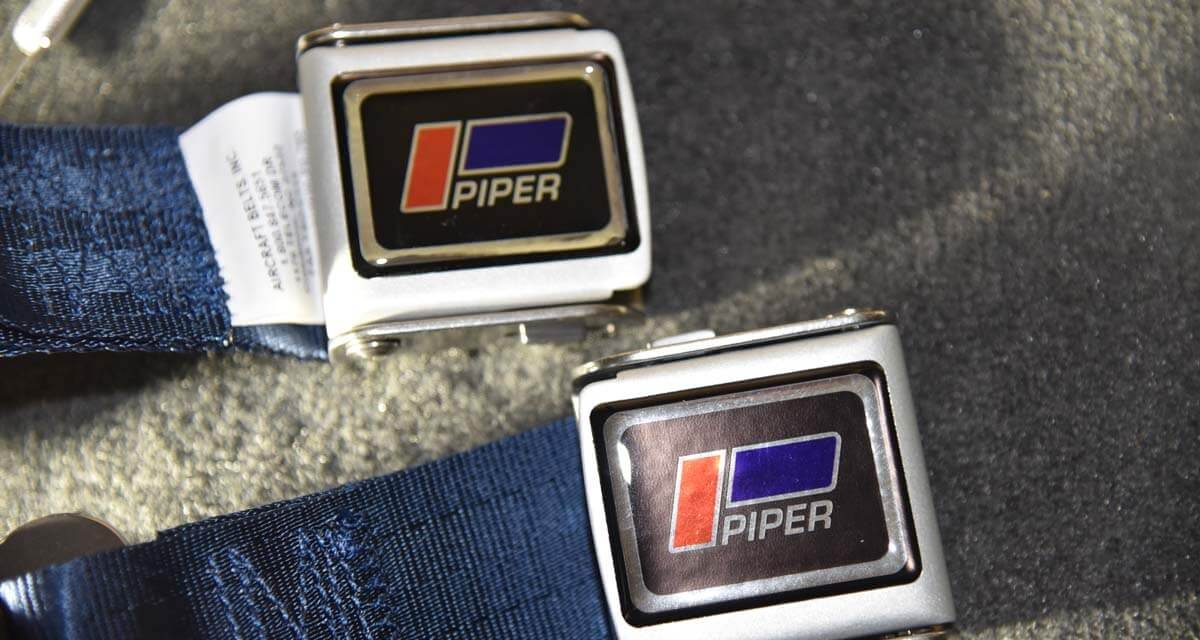 Spiff Up Your Piper for $12