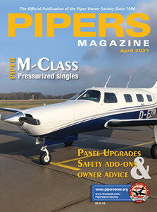 PIPERS Magazine April 2021
