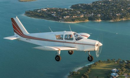 Flights Over Water: A cautionary tale and some tips to fly safely
