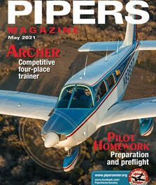 PIPERS Magazine May 2021