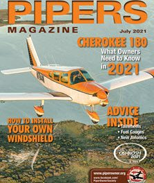 PIPERS Magazine July 2021