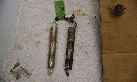 Inspect, Replace Your Landing Gear Springs