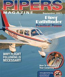 PIPERS Magazine September 2021