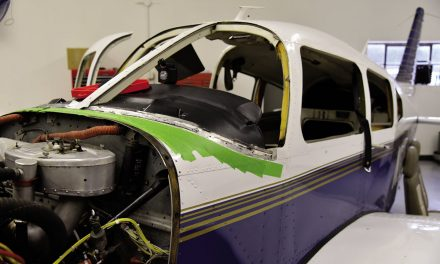 How to Install a One-Piece Windshield in Your Piper