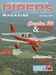 Pipers Magazine October 2021