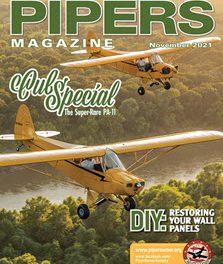 PIPERS Magazine November 2021